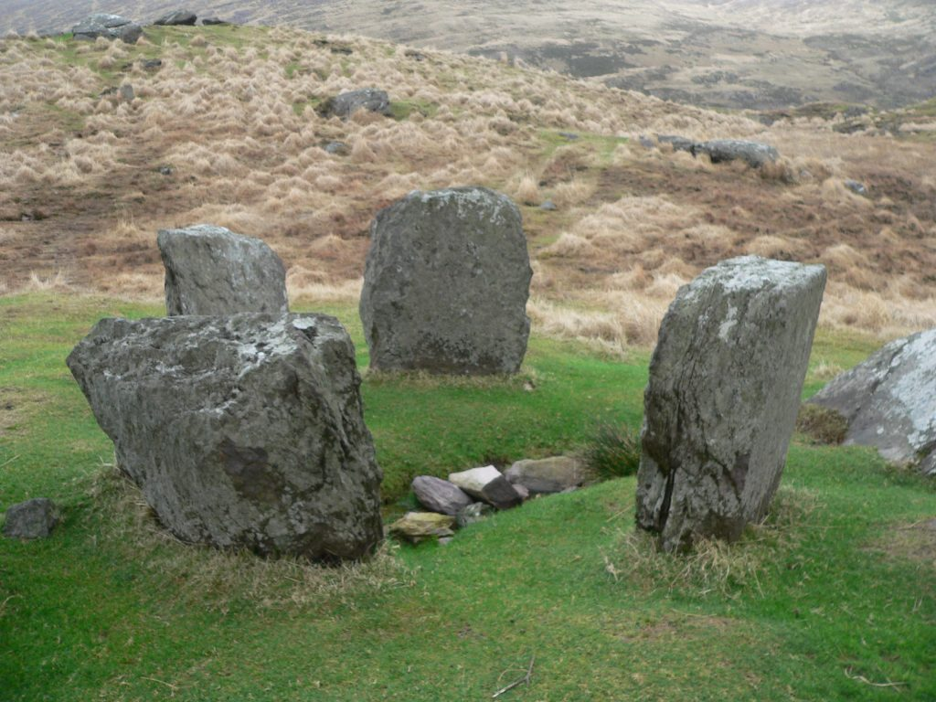 Travel to Ireland - Uragh Stone Circle