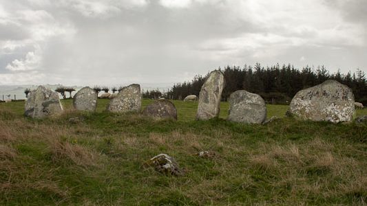 Beltany Stone Circle – Thin Place in Co. Donegal