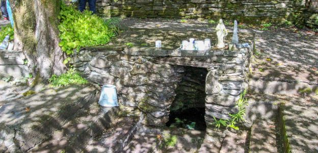 St. Gobnait's Holy Well – Ballyvourney