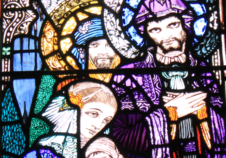 The Mystical Faces of Harry Clarke in Dingle