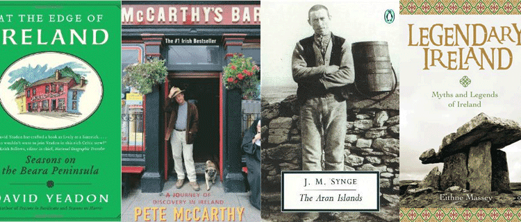 Books to Read Before Touring Ireland