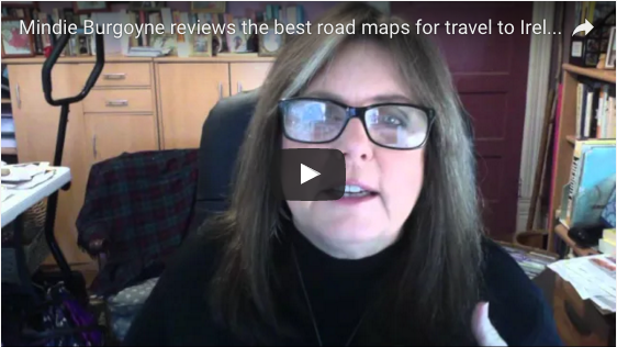 Best Ireland Road Maps for USA Travelers – VIDEO