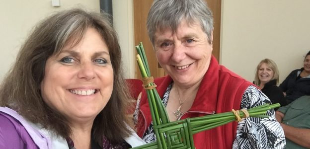 Discover the North Tour 2016 Begins with the Blessing of St. Brigid