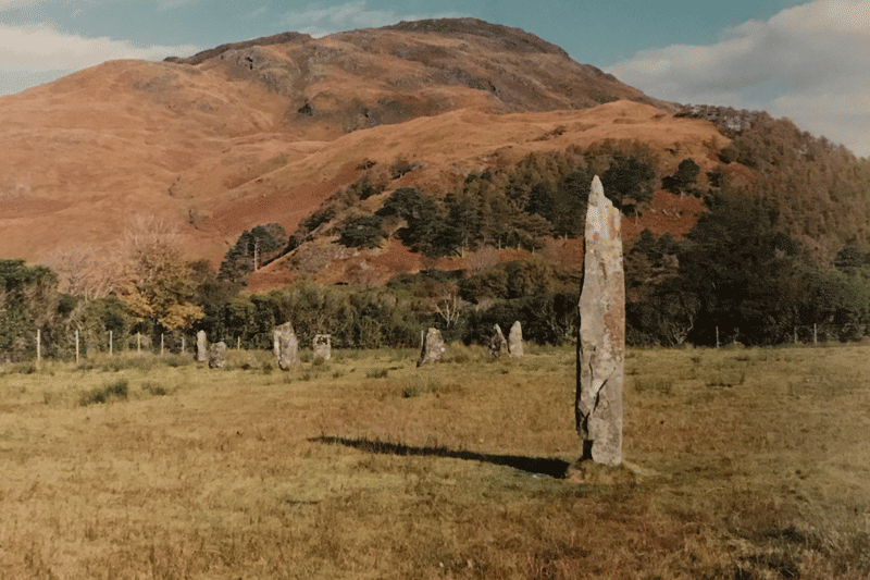 Isle of Mull - Scotland - Stone Circle