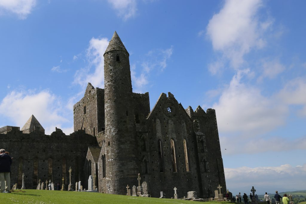The Rock of Cashel - County Tipperary