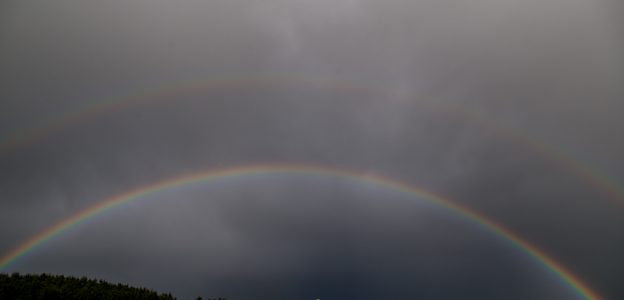 A Bridge to the Otherworld – A Rainbow at Beltany