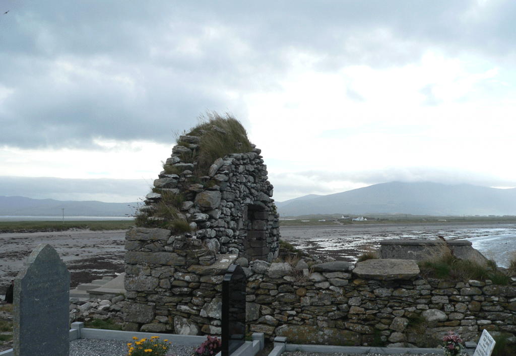 Kilshannig church ruin - Dingle