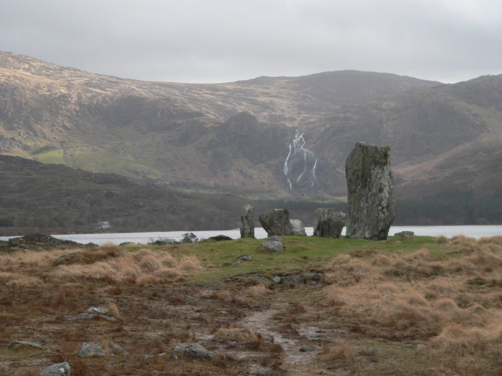 Uragh Stone Circle - County Kerry