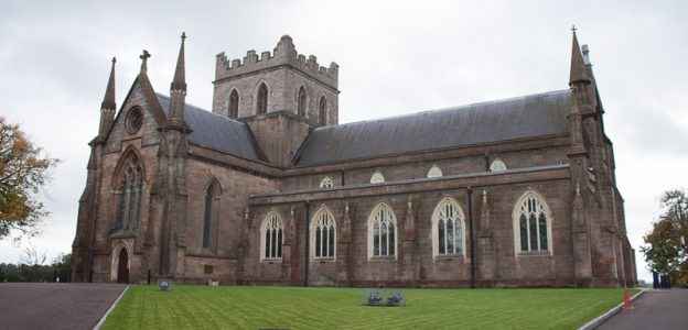 St. Patrick's and St. Patrick's – Twins, Curses and Blessings in Armagh