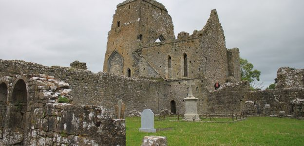 A Walk to Athassel Priory