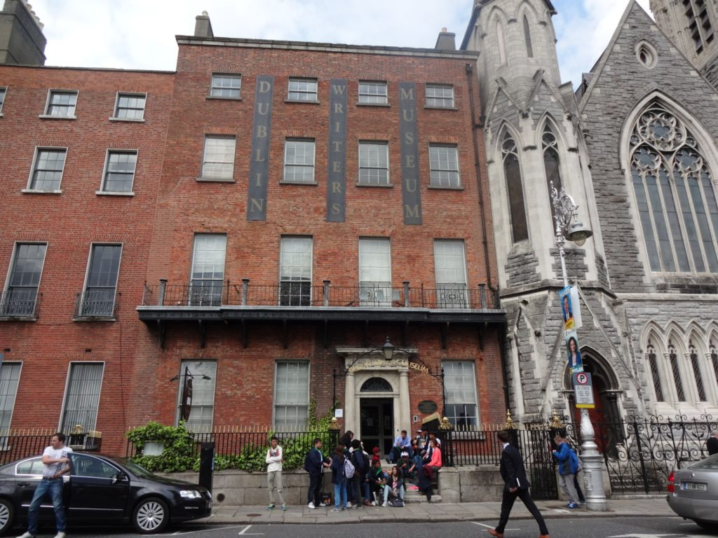 What to See in Dublin? - The Dublin Writers Museum