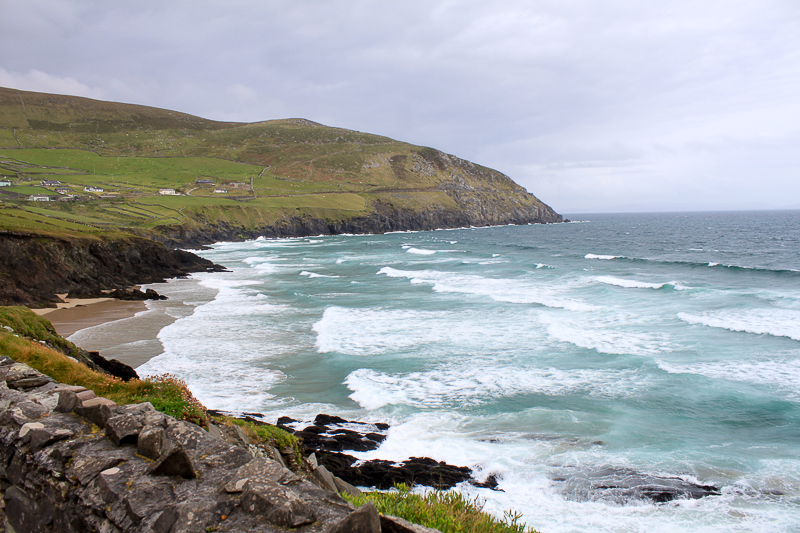 Part of the Slea Head Drive - Dingle Peninsula