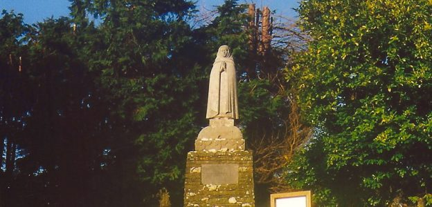 St. Gobnait – Patron of Beekeepers – County Cork