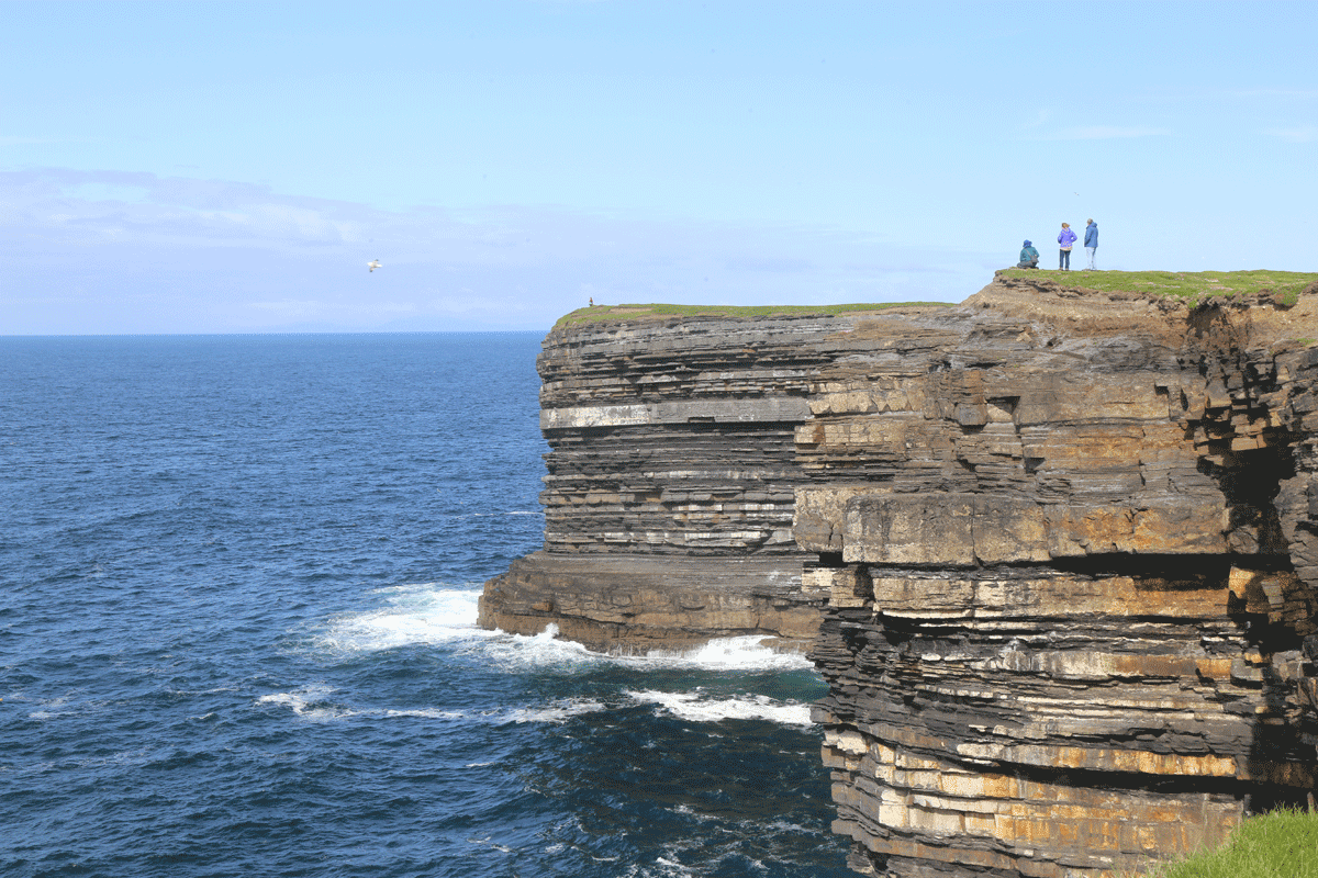 Dun Briste - Downpatrick Head, Co. Mayo