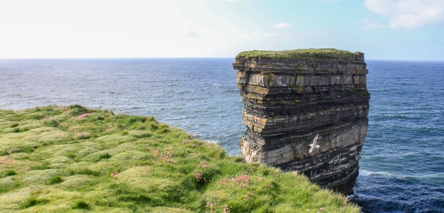 Downpatrick Head Ireland