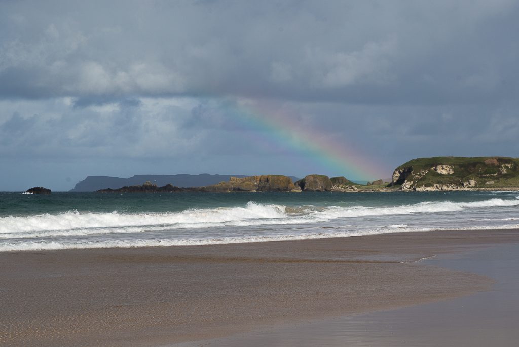 Whitepark Bay - County Antrim. Featured on Discover the North Ireland tour