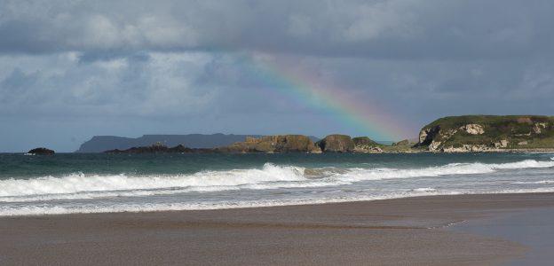 White Park Bay on the Antrim Coast – Where the Sand Sings