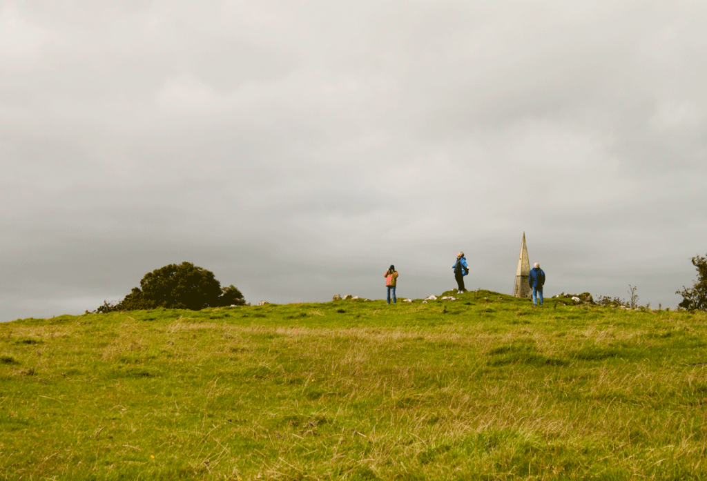 St. Patrick's Bed on the Hill of Uisneach