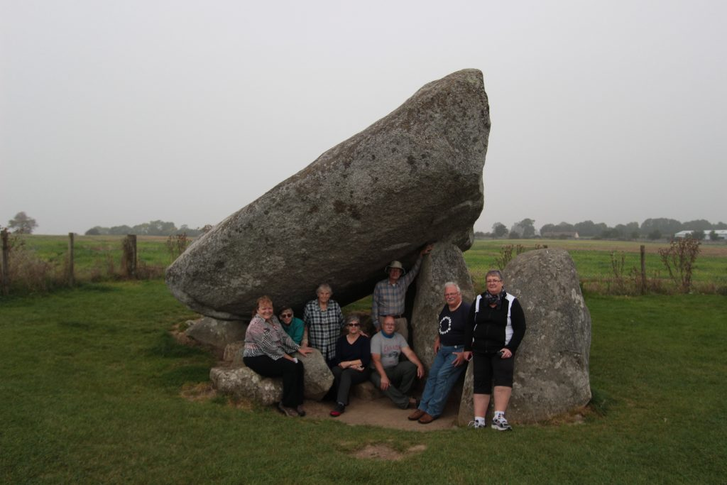 Brownshill Dolmen - County Carlow