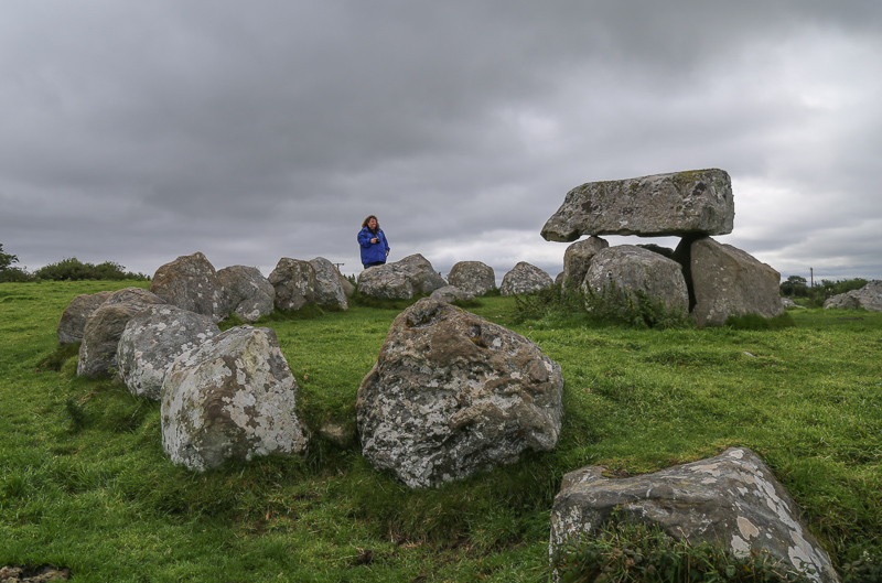 Carrowmore Megalithic Cemetery in Co. Sligo