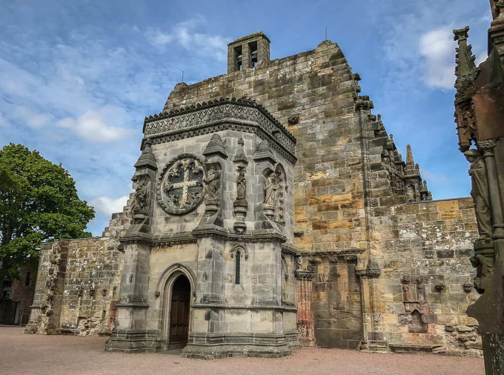 Rosslyn Chapel - Scotland