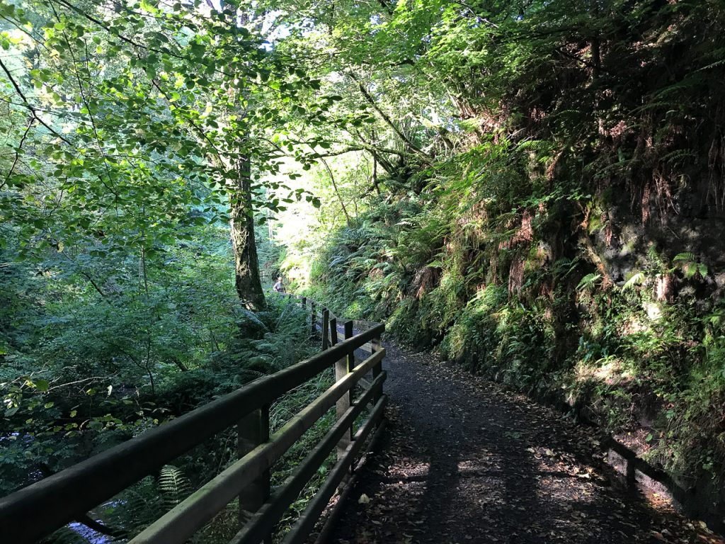 Glenariff Waterfall Nature Reserve