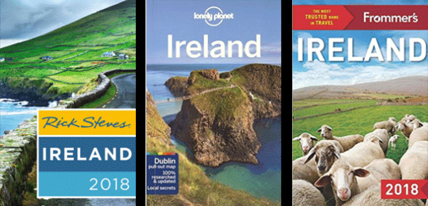 Best Ireland Guidebooks 2018