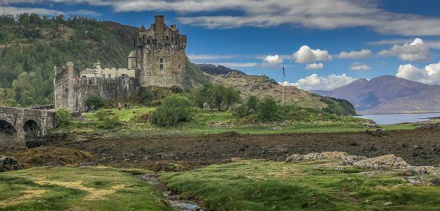 The Monk's Trail – Scotland Tour 2019