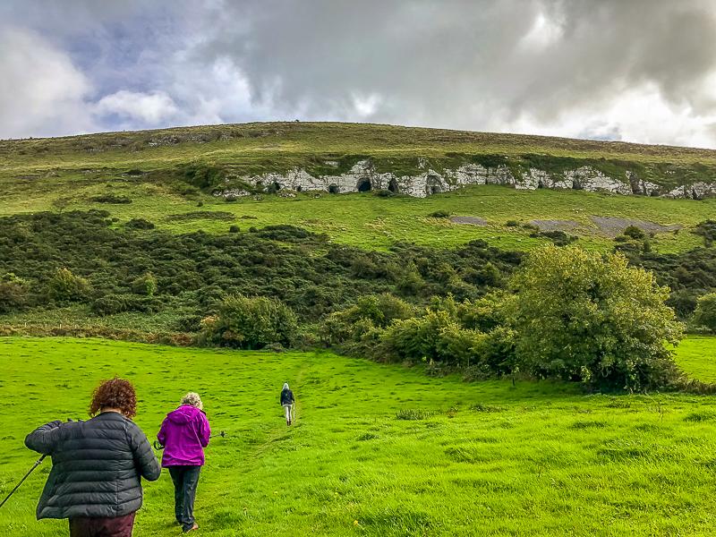 Keshcorran - hilltop caves in Sligo