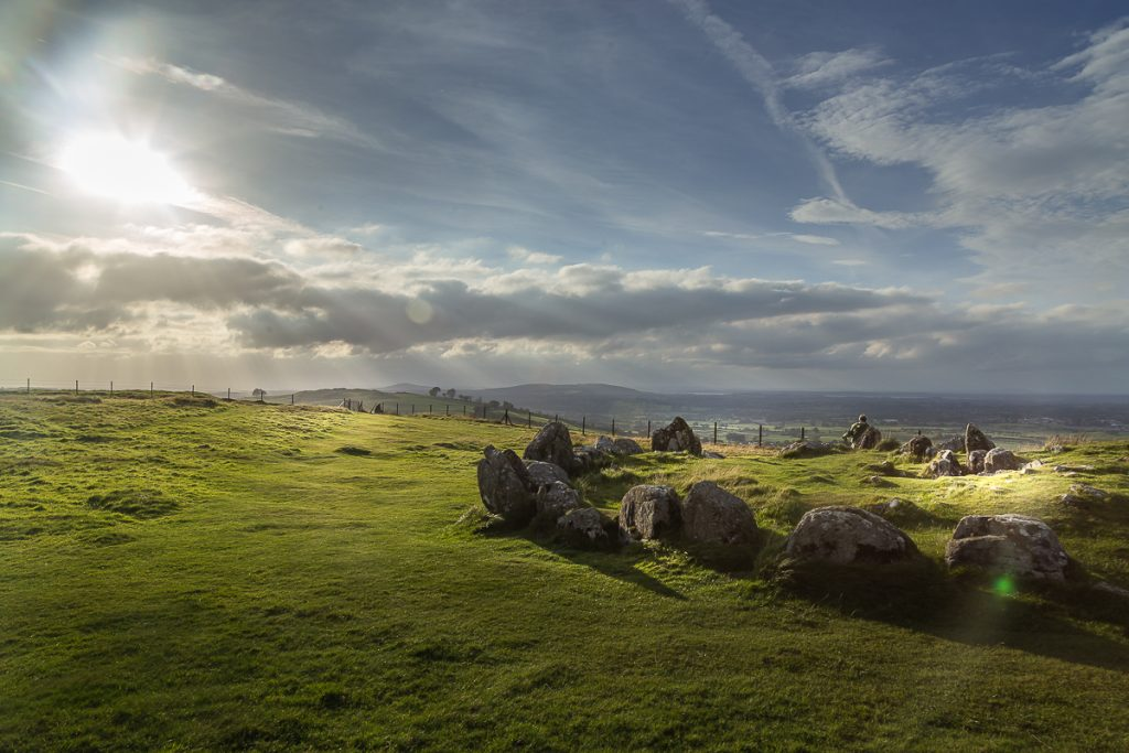 Loughcrew - Hill of the Hag