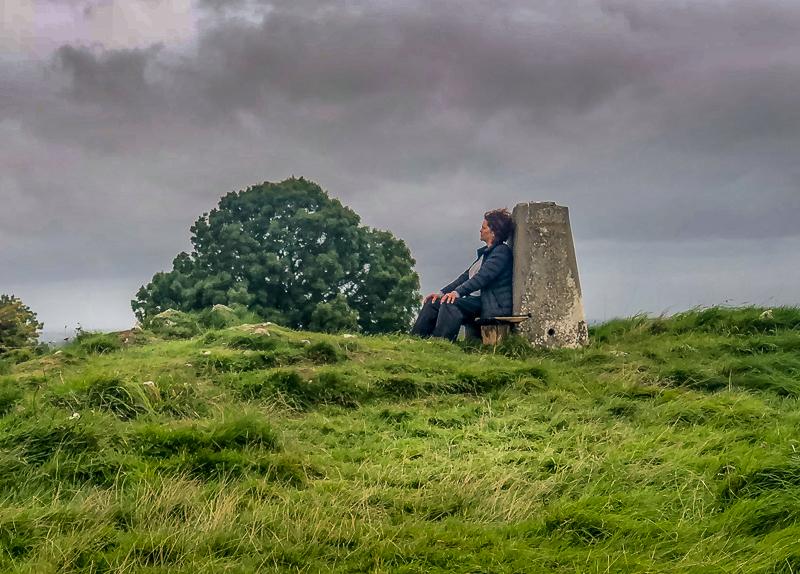 Patrick's Chair - Hill of Uisneach